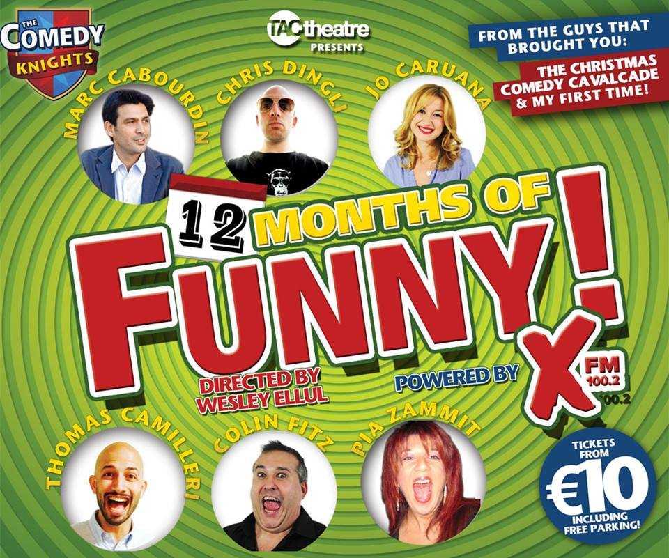 comedy K