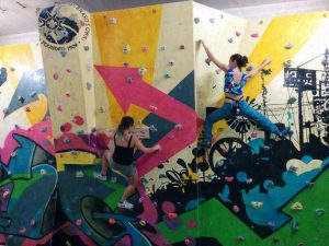 MCC Climbing Wall