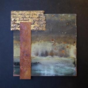 Remnants of a Dream, Metal, artist, Danish, Malta, artwork,  art, Marie Louise Kold
