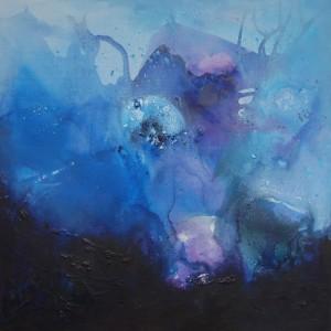 Untitled, Mixed medium, abstract, artwork, art, artist, canvas, Anna Nightingale