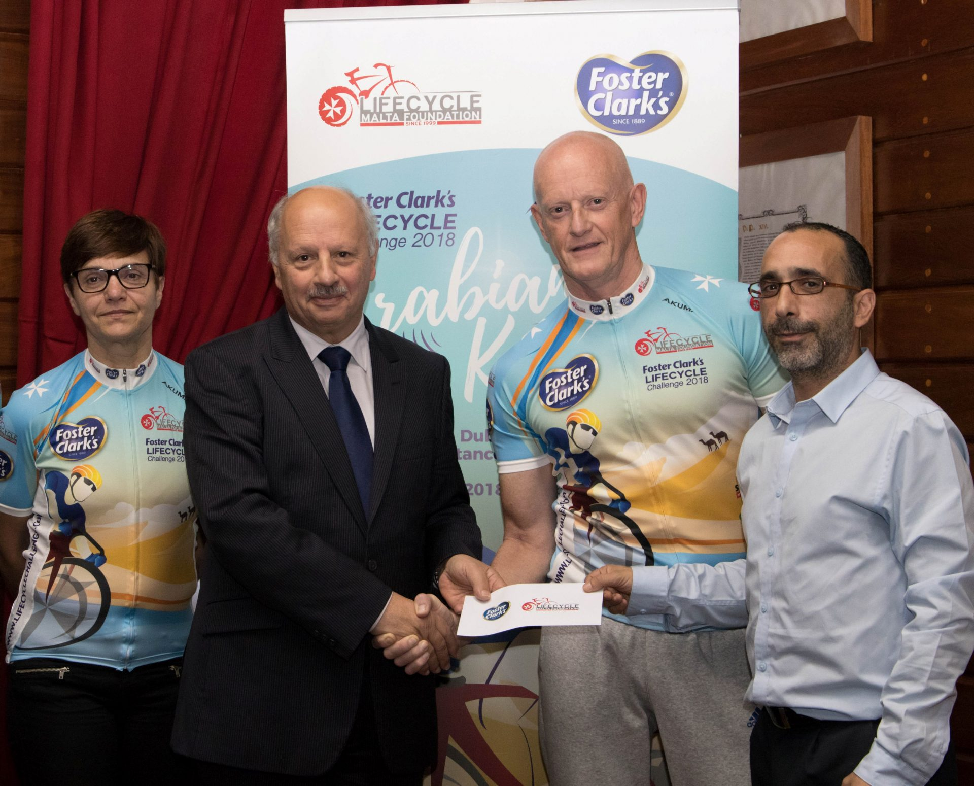 LifeCycle Foundation Boosts Kidney Research | Indulge