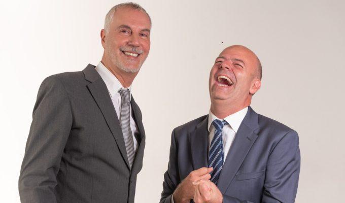 Alan Montanaro and Alan Paris in Certified Male