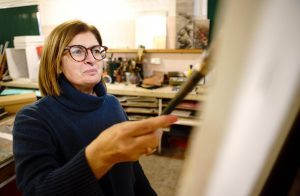 Celia Borg Cardona at Work