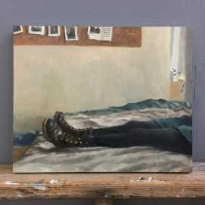 Anna Calleja - Peaceful Melancholy
