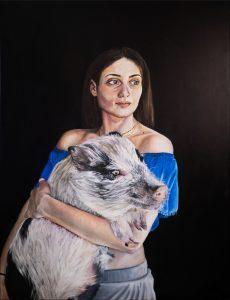 Jeanelle by Alison Werdmolder