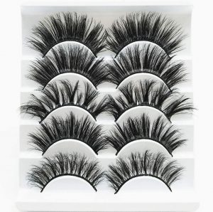 Mink Lashes with Glue